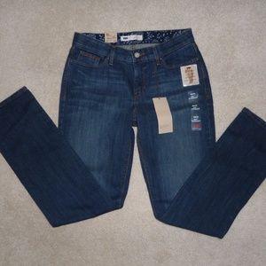 NEW Levi's 525 straight leg jeans 8 M 29